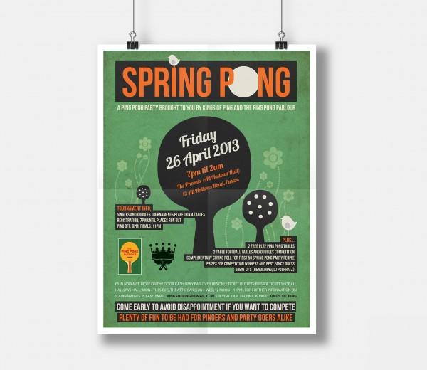 Spring Pong