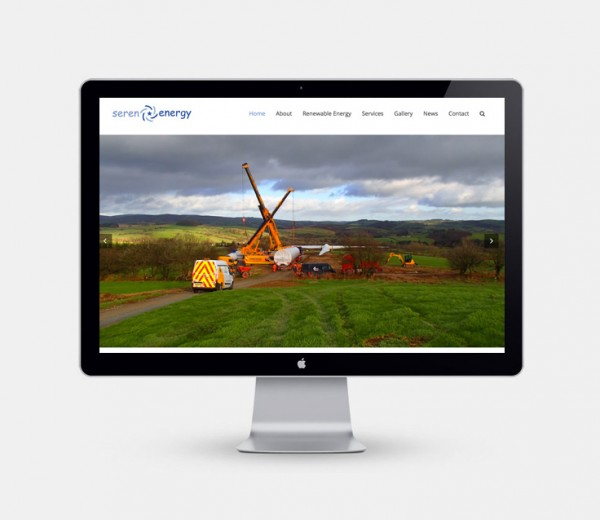 Seren Energy Website