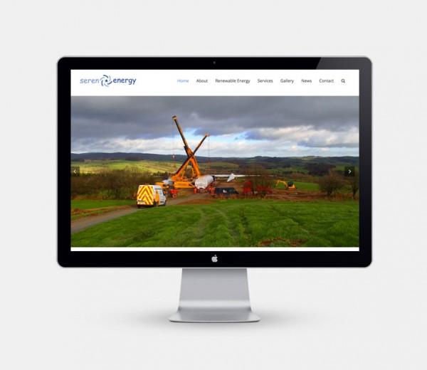 Seren Energy Website
